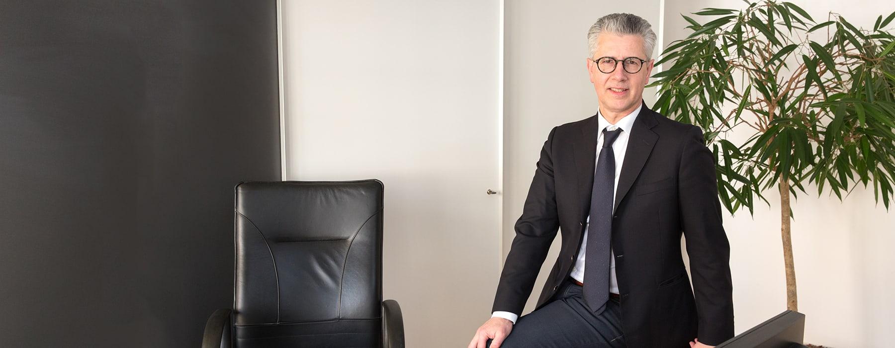 Gabriel Eschbach, expert en gestion patrimoniale